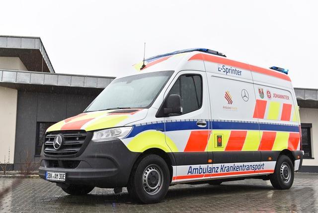 ambulancia electrica