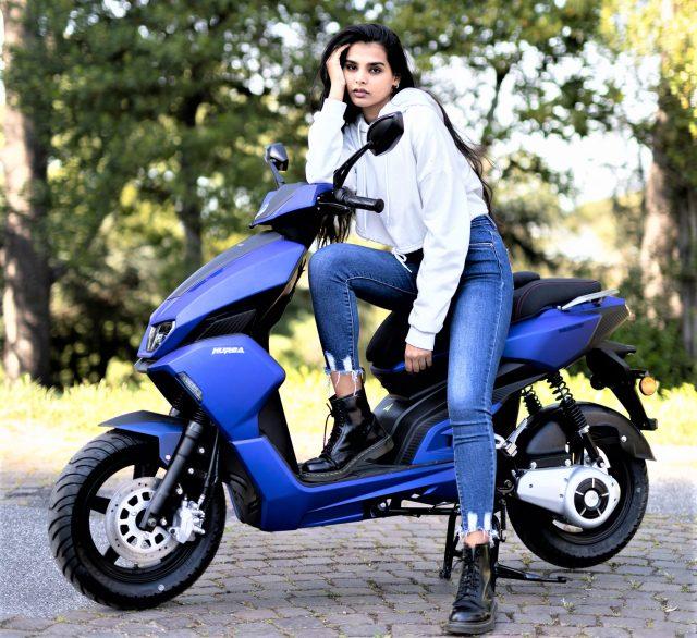 scooter hurba