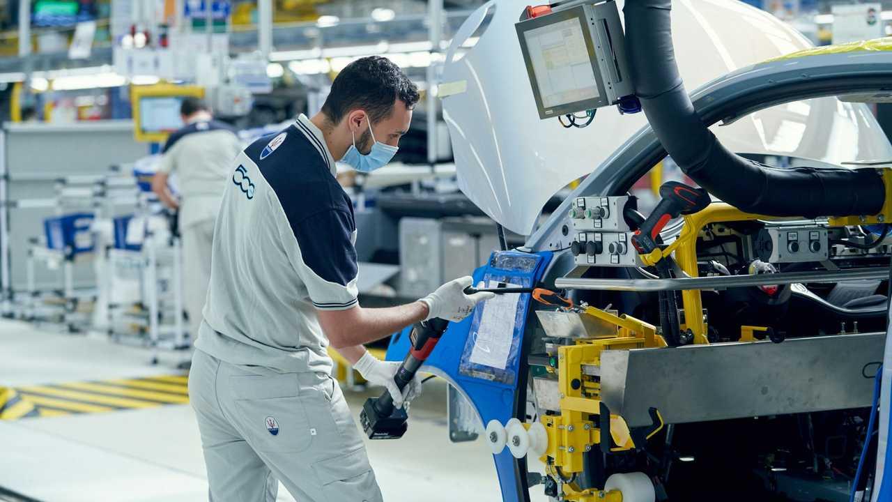 Fiat Mirafiori: donde nació el 500 eléctrico