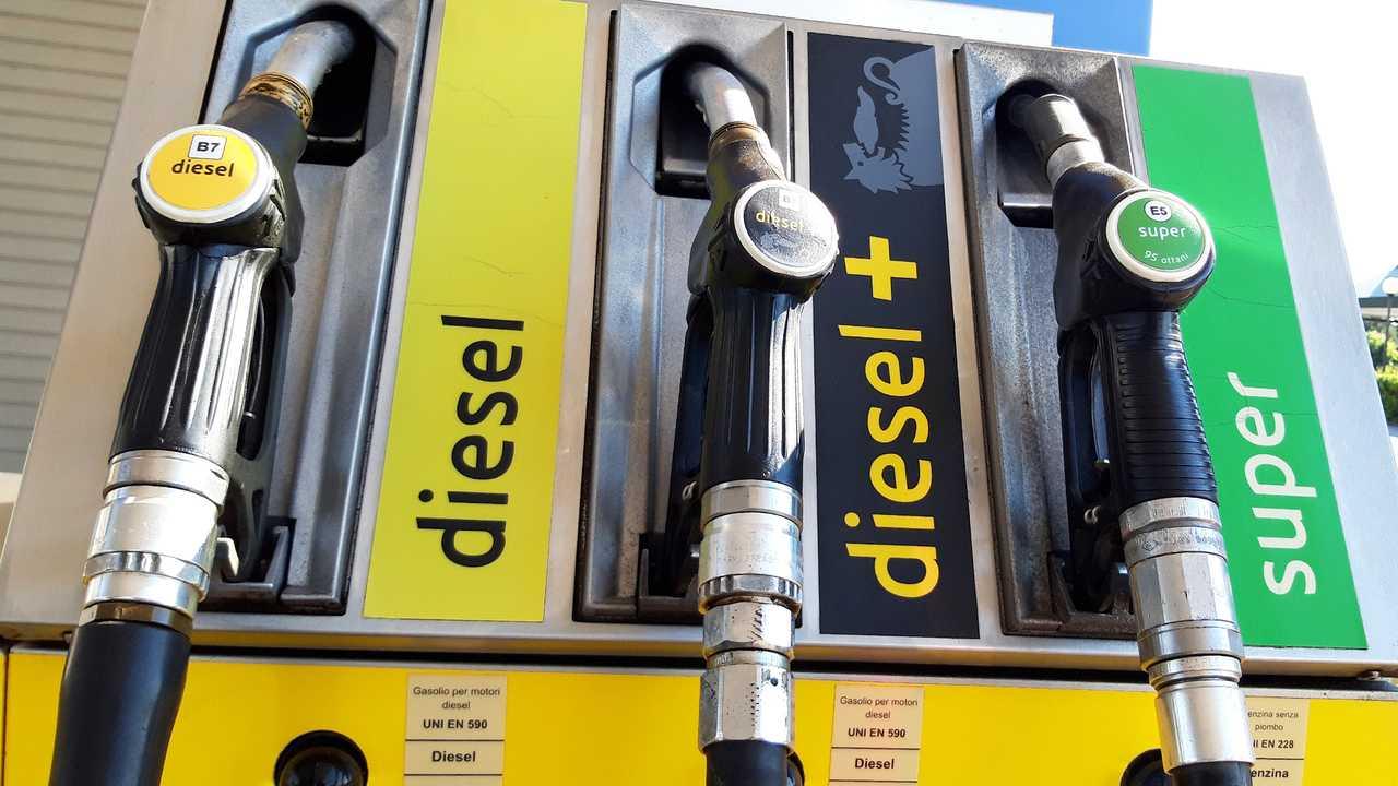 Bomba de combustible, gasolina y diesel