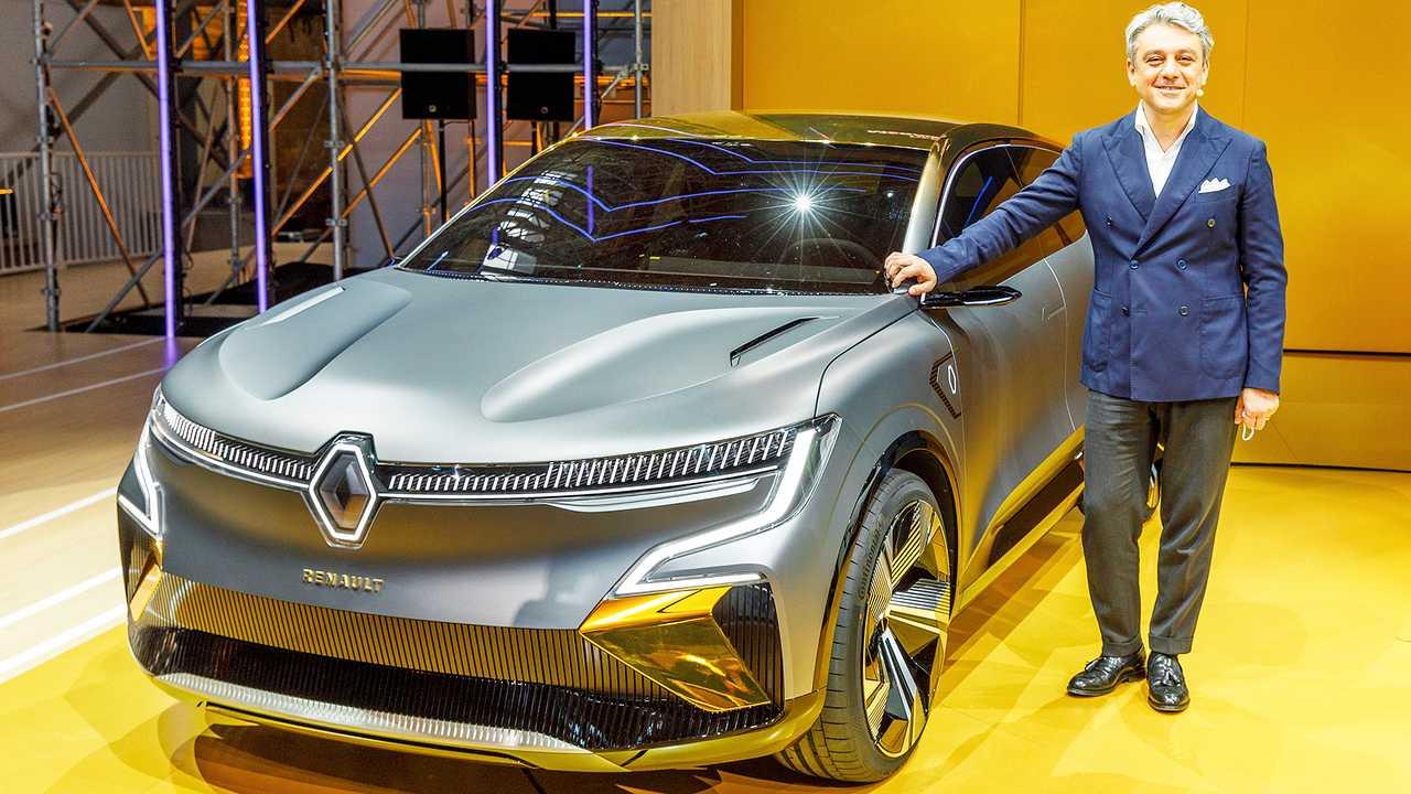 Luca De Meo, en Renault