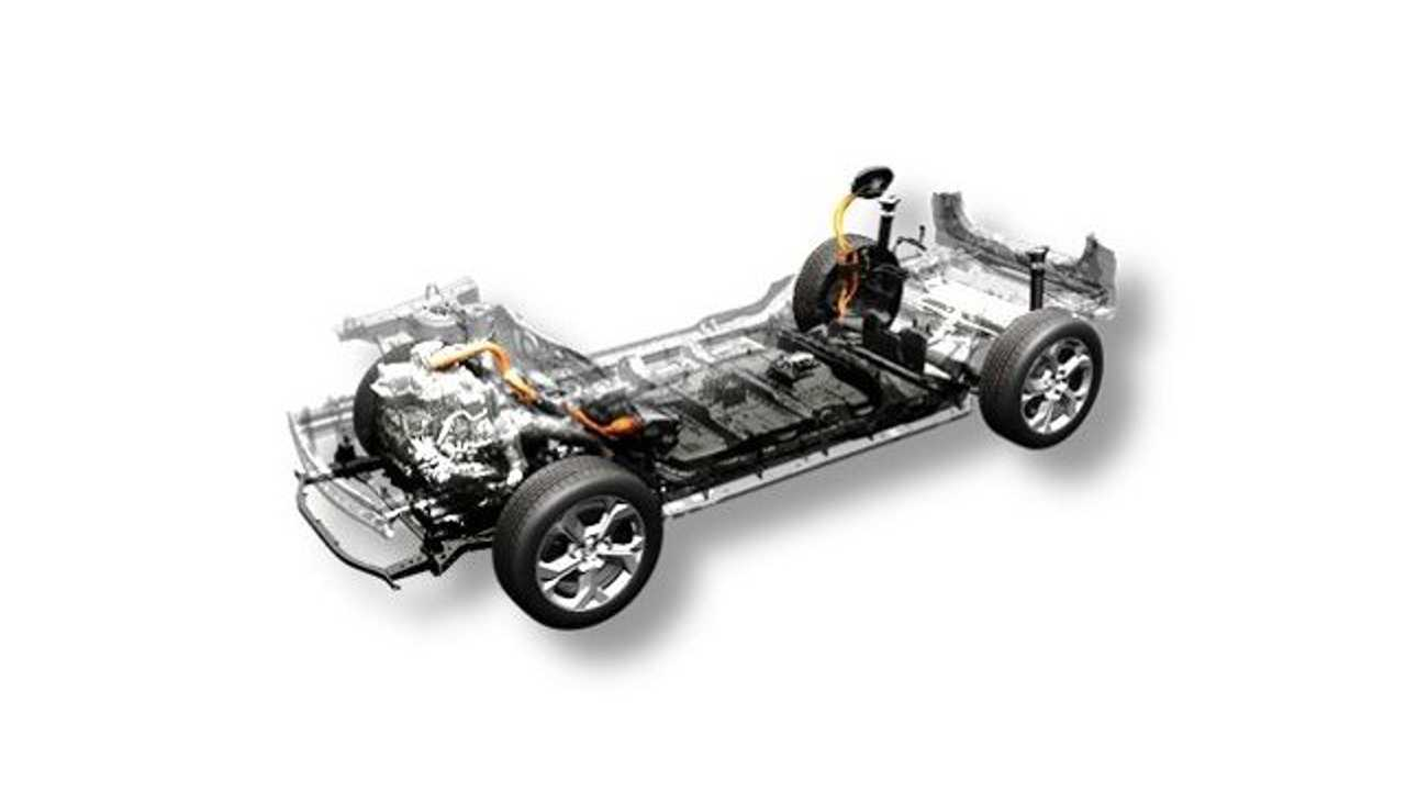 Mazda, la plataforma Skyactiv EV para modelos electrificados