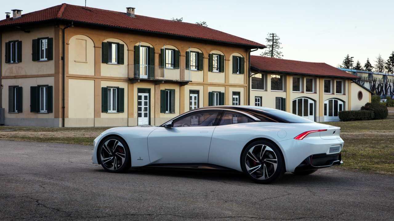 El Karma GT diseñado por Pininfarina