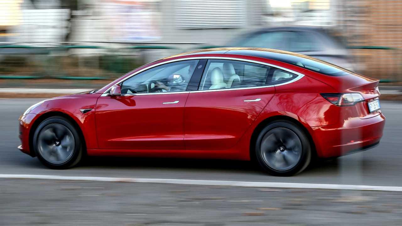 Nuestro Tesla Model 3 eléctrico