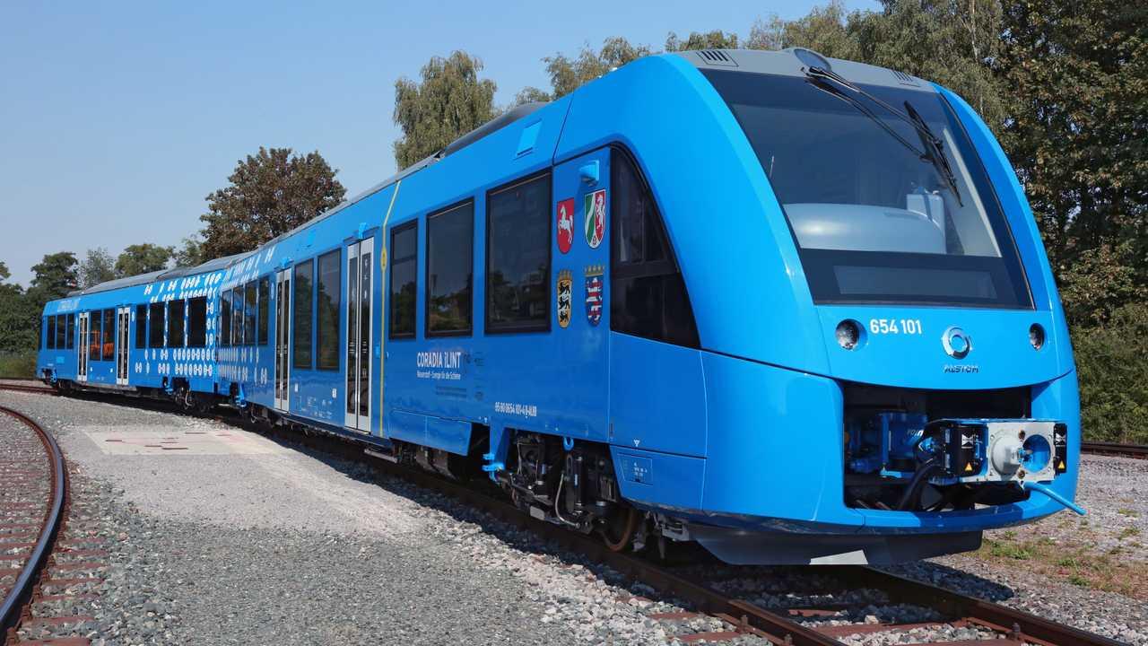 Trenes de hidrógeno para el Valle del Hidrógeno italiano