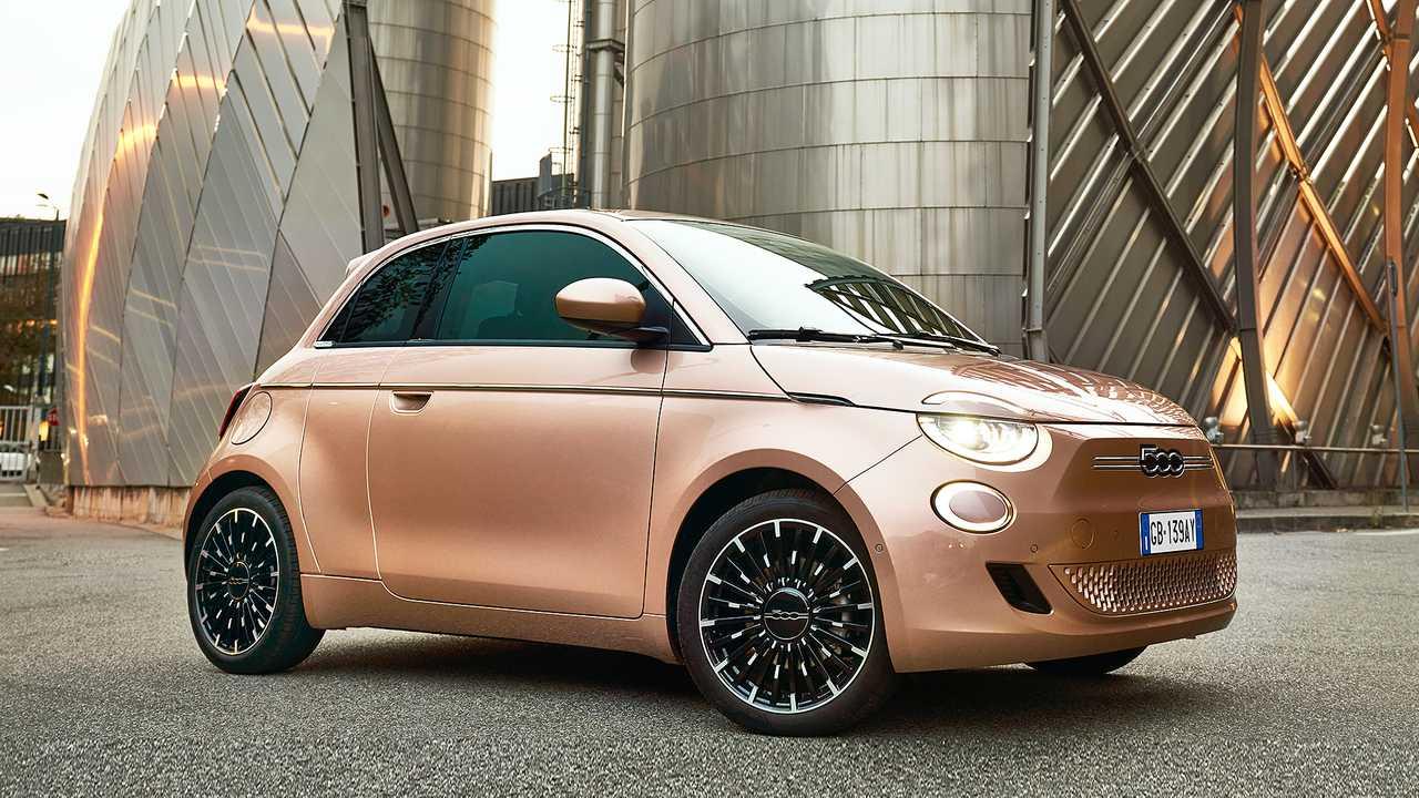 Fiat 500 eléctrico 3 + 1