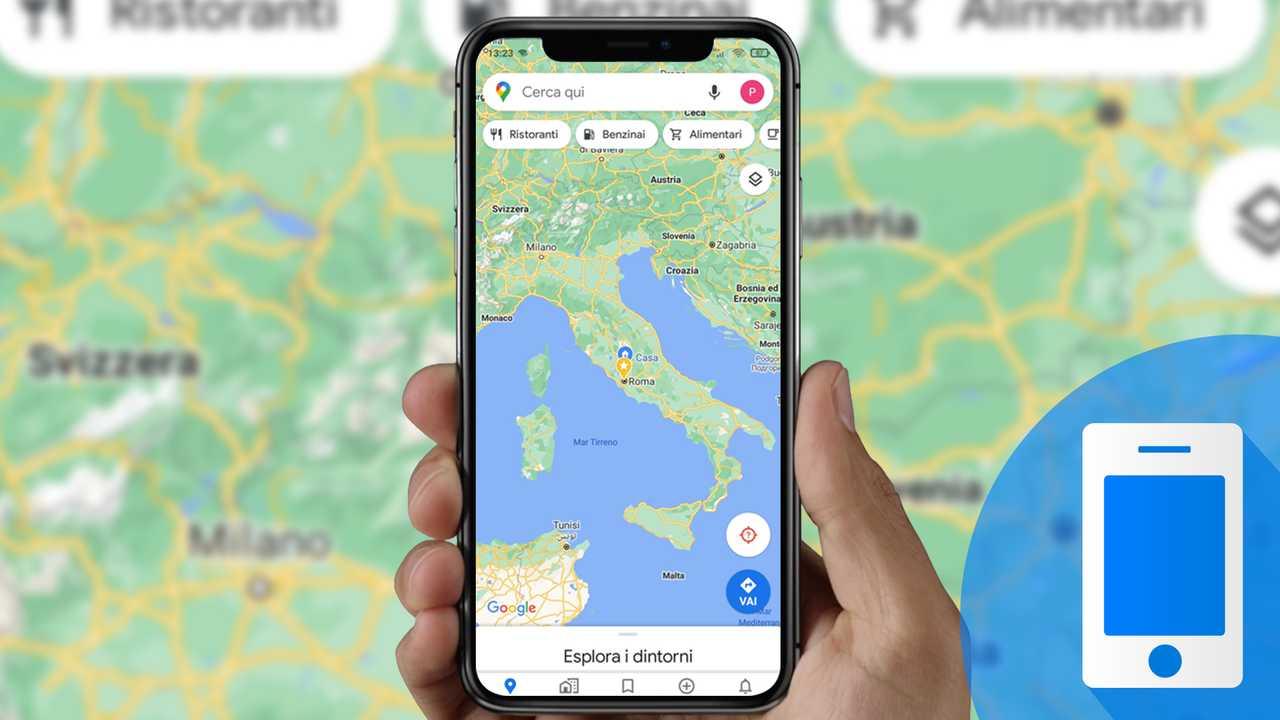 Próximamente las novedades de Google Maps