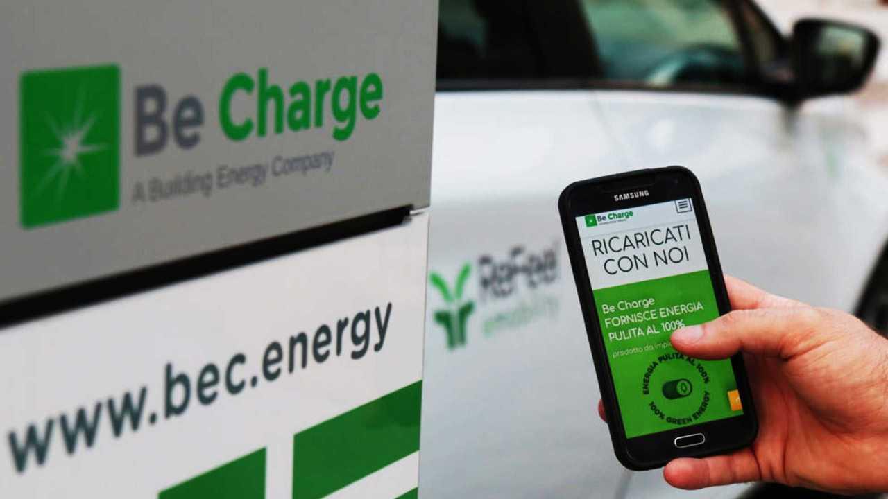 Be Charge: continúa el plan de desarrollo de la red de estaciones de carga