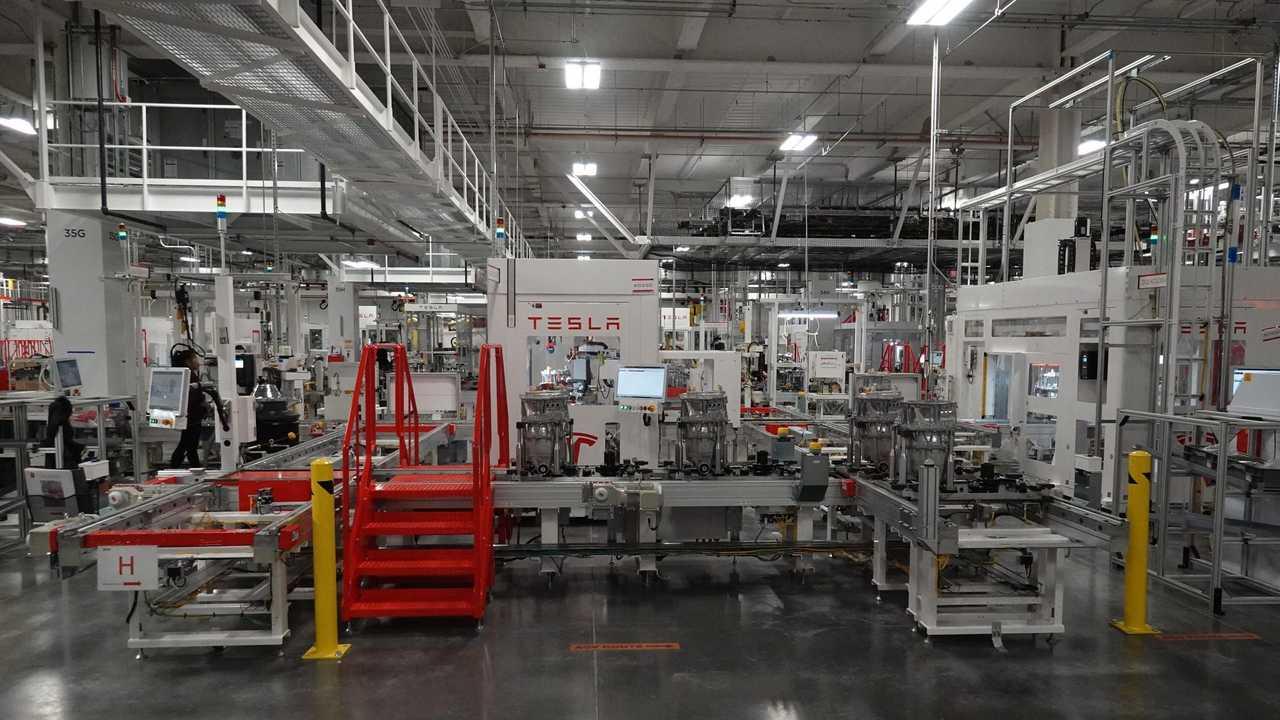 Tesla Gigafábrica Nevada