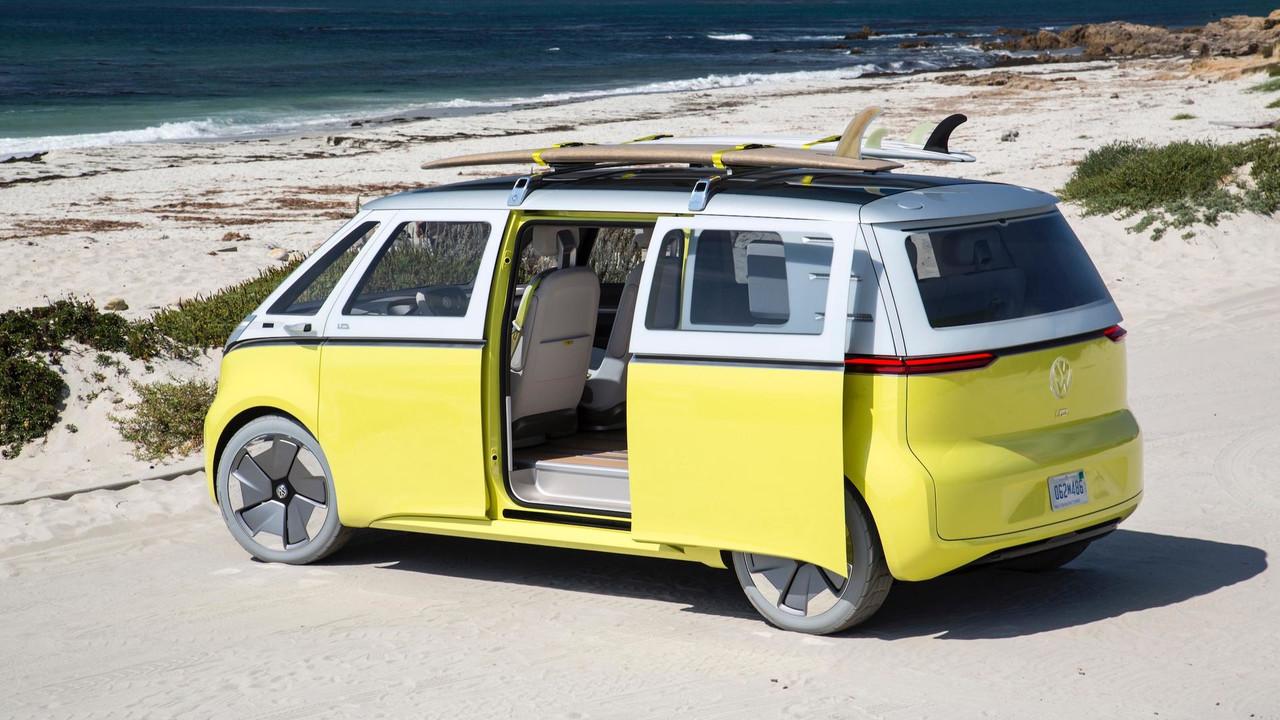 Volkswagen ID Buzz Concept en Pebble Beach