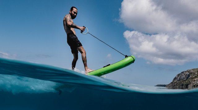 surf eléctrico