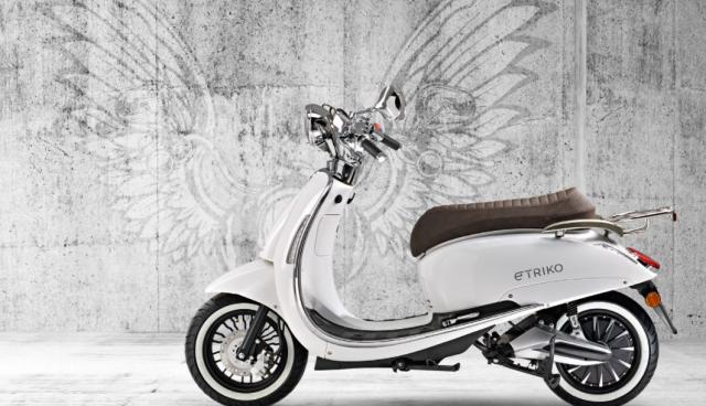 etriko e-scooter