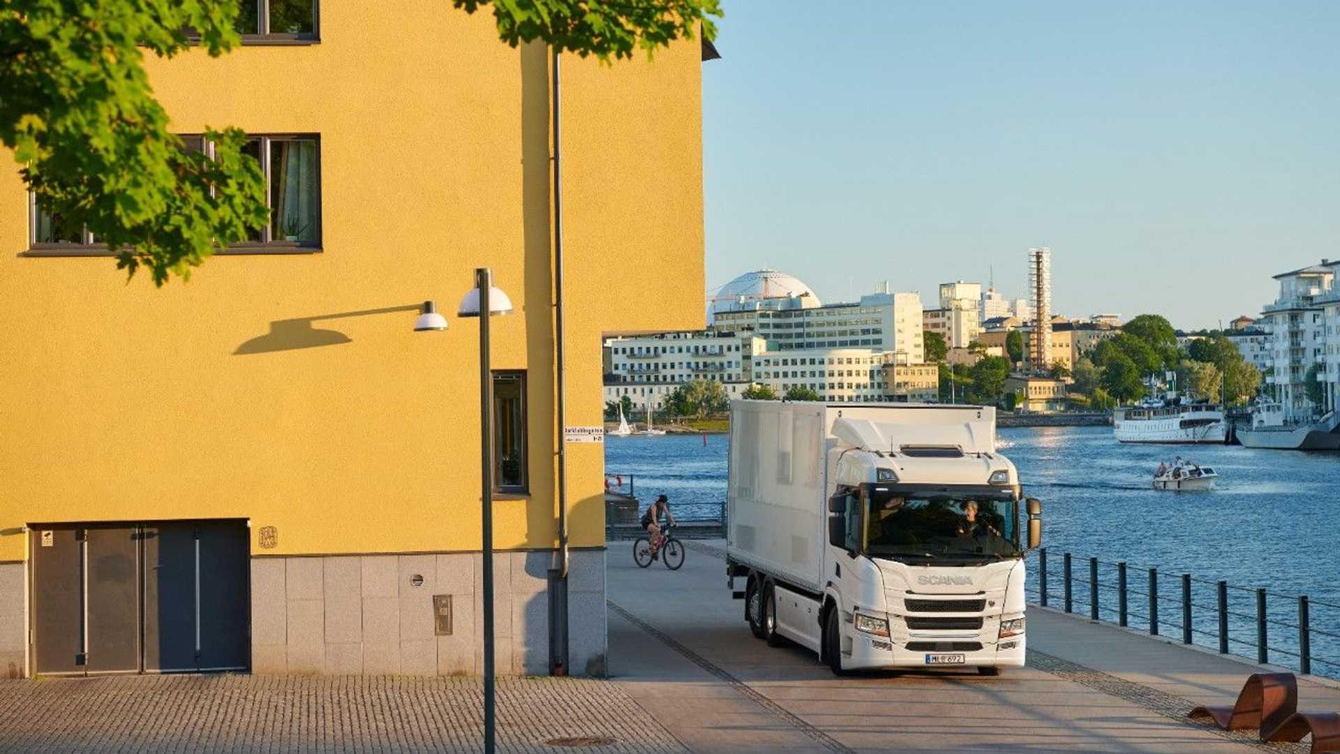 Scania, los nuevos híbridos y eléctricos
