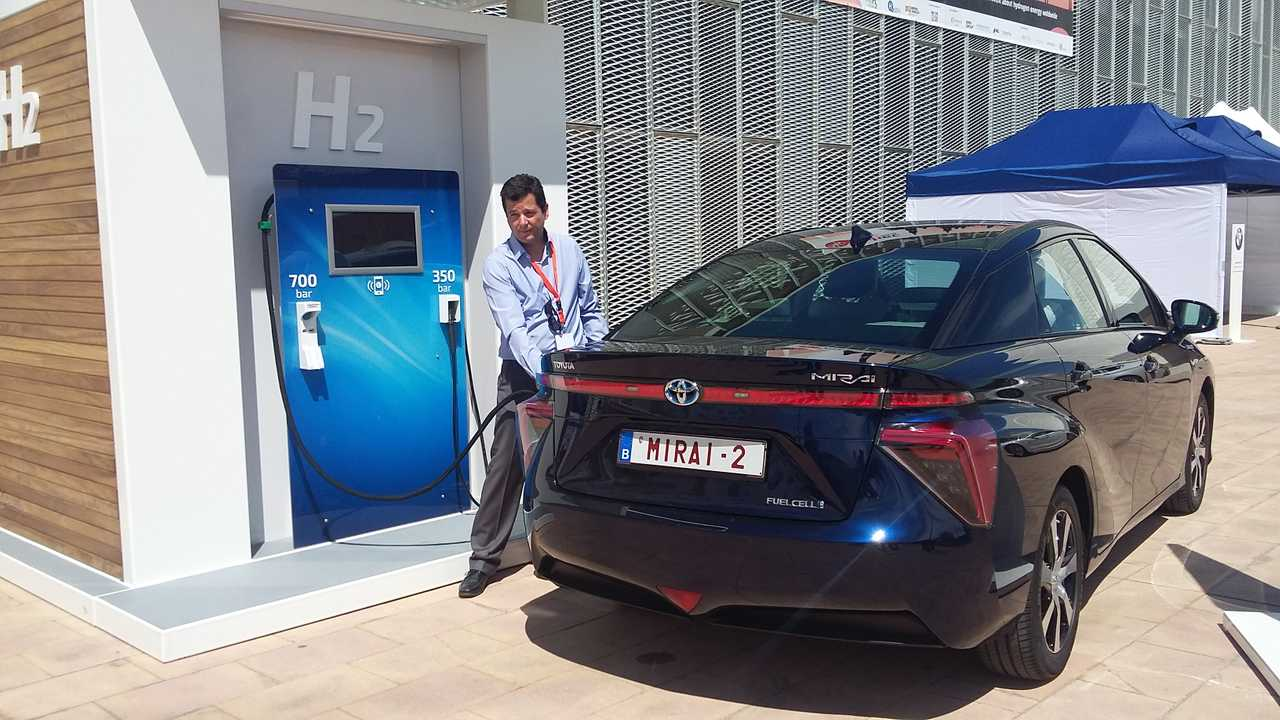 Venecia junto a Toyota y ENI para la distribución de hidrógeno