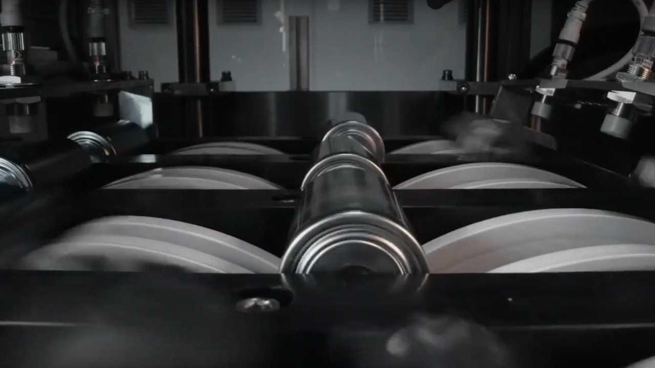 Celdas de batería Tesla 4680 - producción piloto