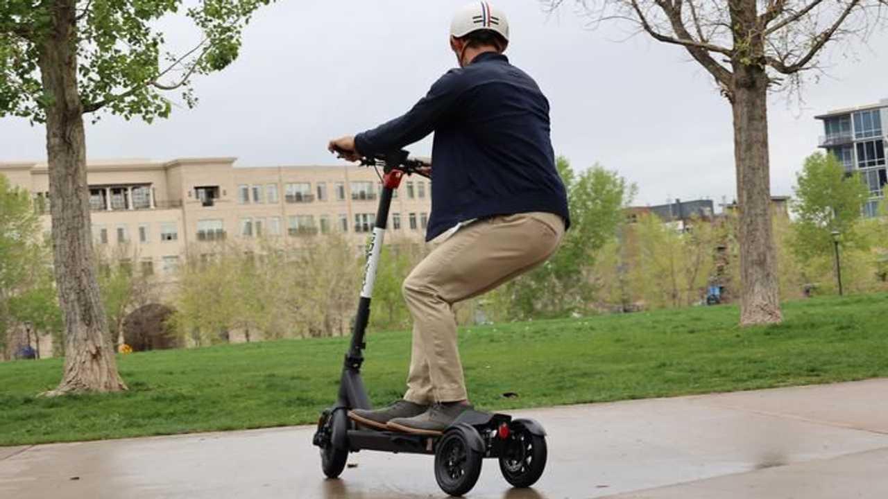 Gotrax G Pro, el patinete eléctrico de 3 ruedas