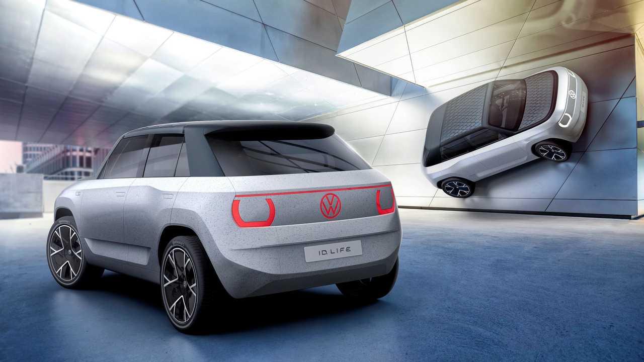 ID de VW.  Concepto de vida (externo)
